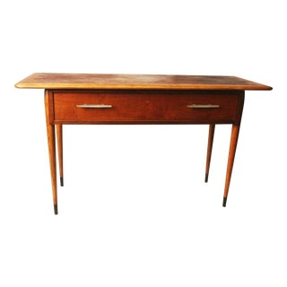 Lane Mid-Century Modern Acclaim Hall Table