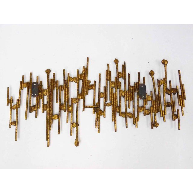 Brutalist Spanish Wall Sculpture - Image 7 of 8