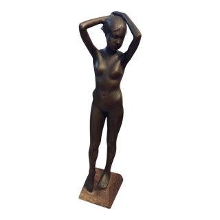 Jenny at 15 & a Half, Sculpture