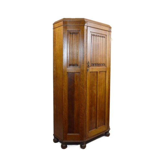 Antique Armoire - Image 2 of 5