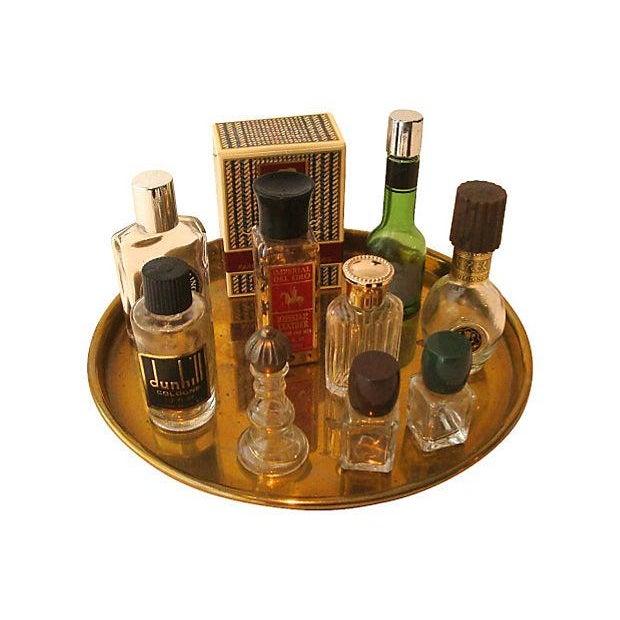 Fragrances Perfume Bottle And Perfume Bottles: Vintage Mini Cologne Perfume Bottle Collection