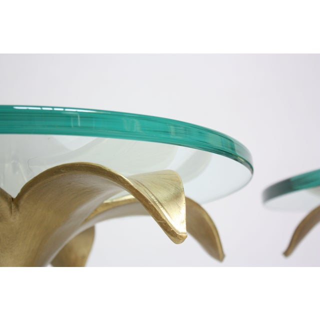Pair of Arthur Court 'Lily' Side Tables - Image 11 of 11