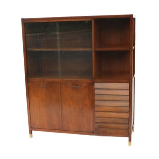 American Martinsville Mid-Century China Cabinet