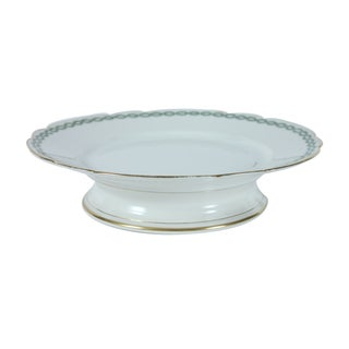 1920's French Limoges Cake Stand