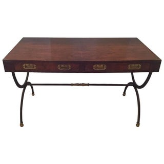 Campaign Style Writing Desk