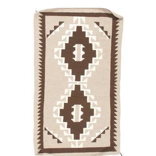 "Vintage Navajo Rug - 3' X 5'1"""