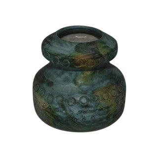 Alvino Bagni for Bitossi Large Sea Garden Vase