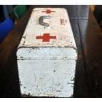 Image of Vintage First Aid Tool Box