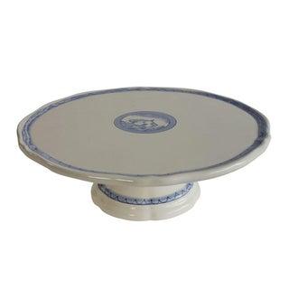 Hand Painted Vietri Cake Platter