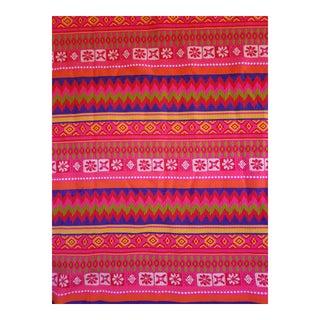 Tribal Vibrant fabric, 3 yds