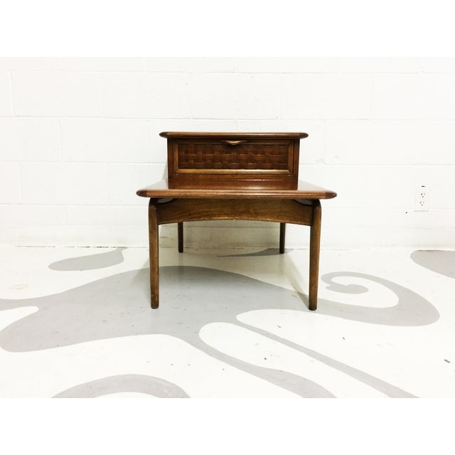 Image of Lane Mid-Century Modern End Table