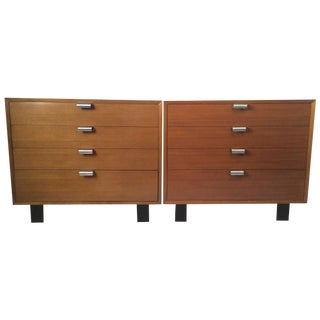George Nelson for Herman Miller Dressers - A Pair