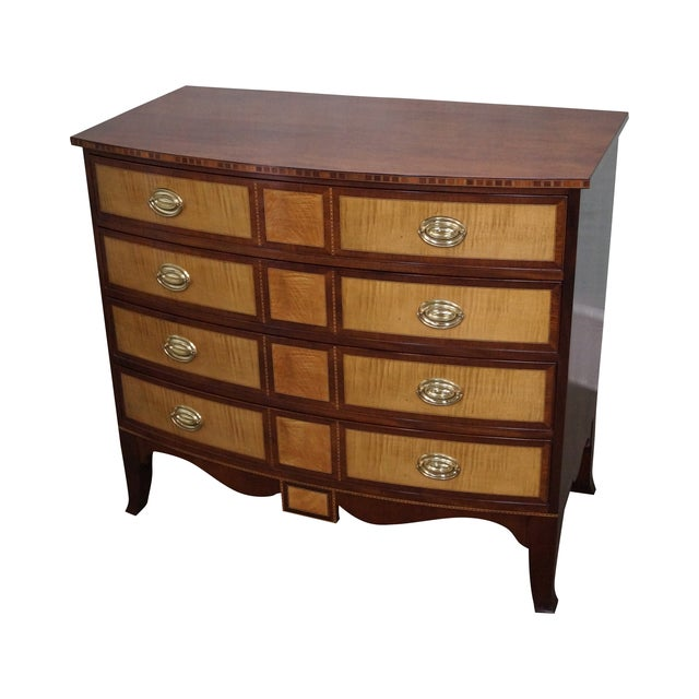 Stickley Colonial Williamsburg Mahogany Chest - Image 1 of 10