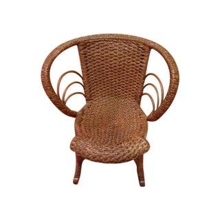 MFG Vintage Child's Rocking Chair