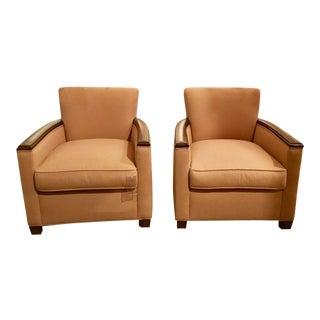 Pearson Co. Theodora Chairs - A Pair