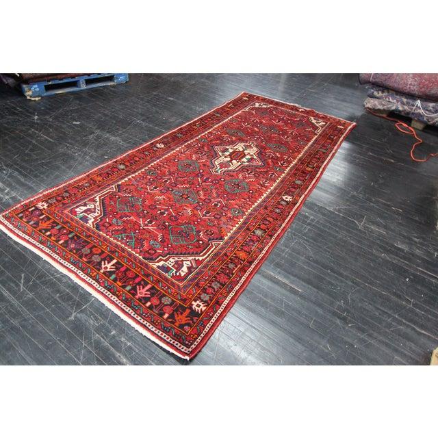 "Image of Apadana - Red Persian Rug - 4'8"" x 10'9"""