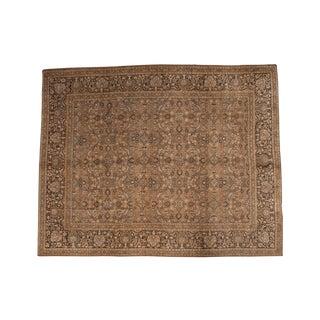 """Vintage Meshed Carpet - 9'8"""" X 12'2"""""""