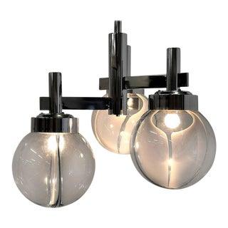 Venini Ceiling Lamp by Toni Zuccheri