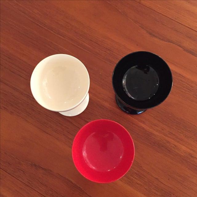 Image of Vintage Japanese Goblets - Set of 3