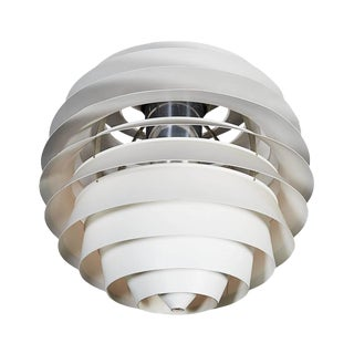 PH Louvre Pendant Lamp by Poul Henningsen