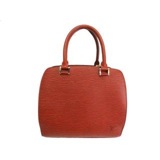 Louis Vuitton Fauve Kenya Pont-Neuf Handbag