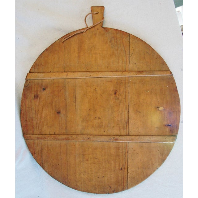 1920s French Harvest Cheese Board - Image 2 of 10