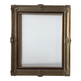 Mid-Century French Wood Frame