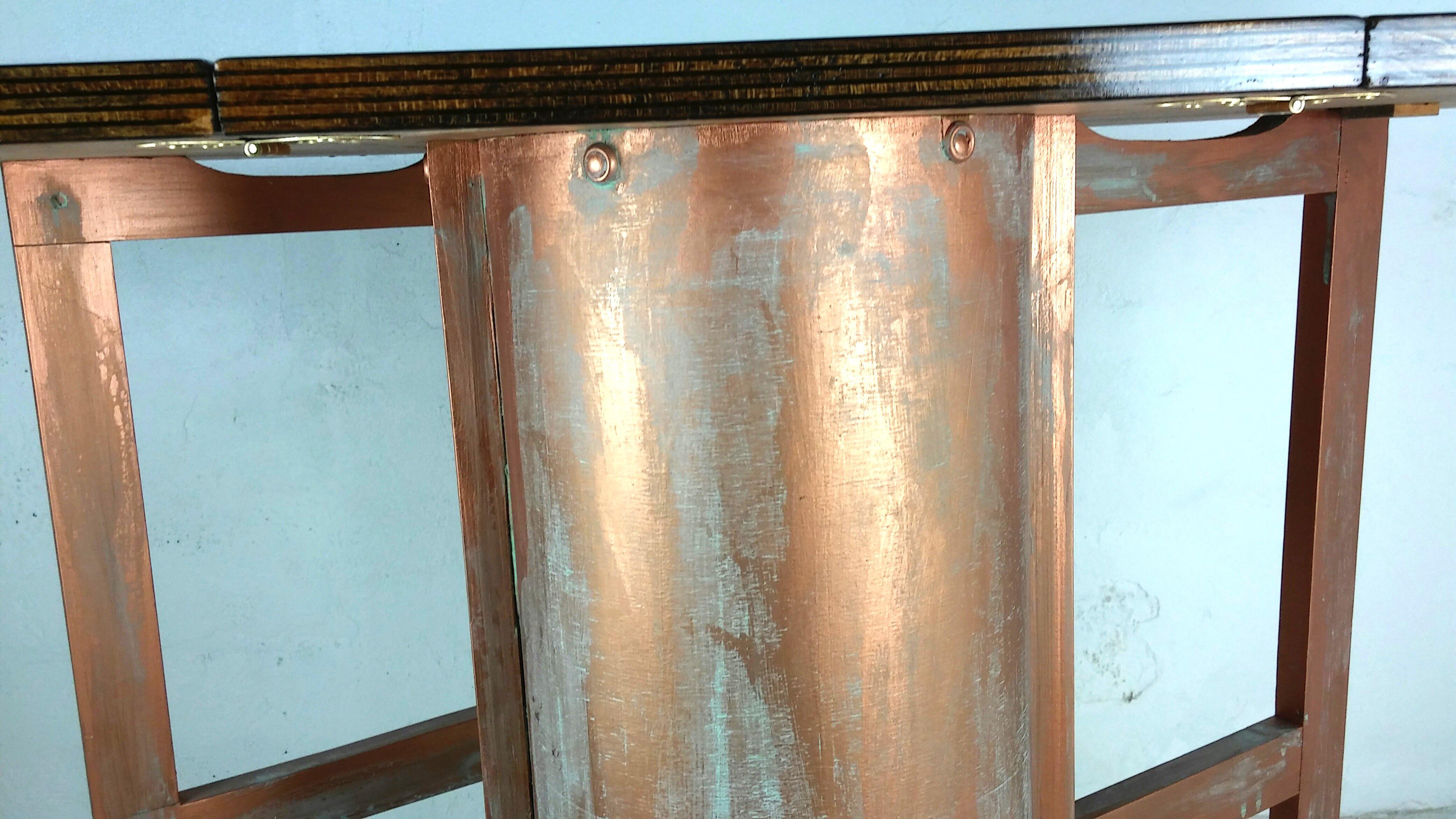 Mid Century Modern Gateleg Table   Image 6 Of 10