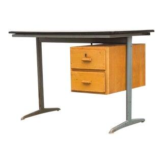 Dutch Mid-Century School Desk