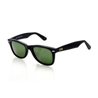 Daks Wayfarer Style Black Sunglasses