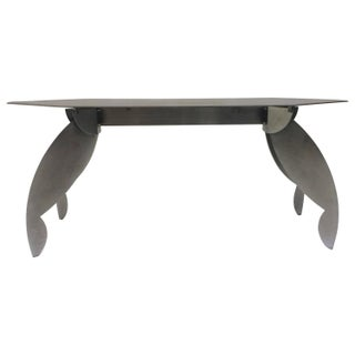 Brutalist Console Table