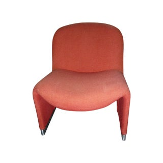 Iconic Giancarlo Piretti Lounge Chair