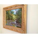 "Image of ""Sope Creek Trumpets"" Painting"