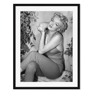 """Marilyn Monroe"" Framed Photography by Baron"