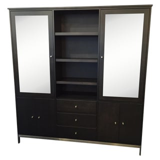 Room & Board Linear Charcoal Custom Cabinetry