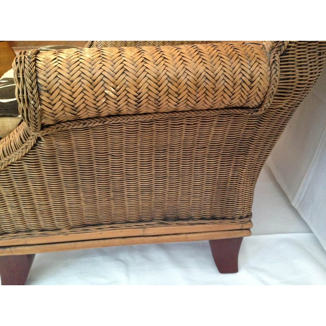 Oversize Padma Plantation Chair - Image 4 of 7