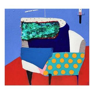 "Kate McCarthy, ""Corner Chair'"