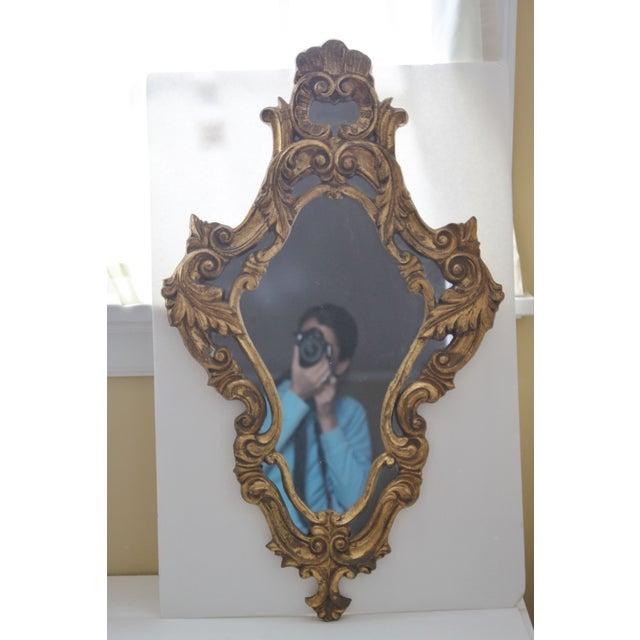 Image of Italian Gilt Mirror