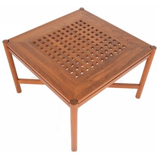 Danish Modern Teak Coffee Table by Trip Trap