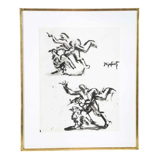 Original, Jacques Lipchitz Artwork