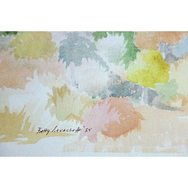 Image of Soft Pink Moment by Betty Levasheff, Painting