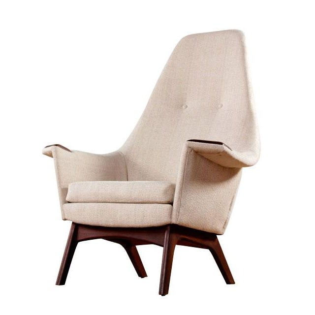 Mid-Century Modern Arm Chair - Image 1 of 3