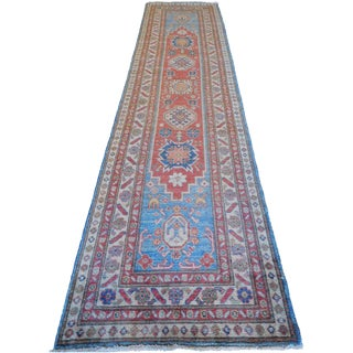 New Kazak Runner - 2′7″ × 10′5″