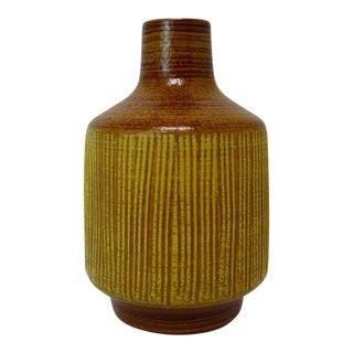Vintage West German Vase