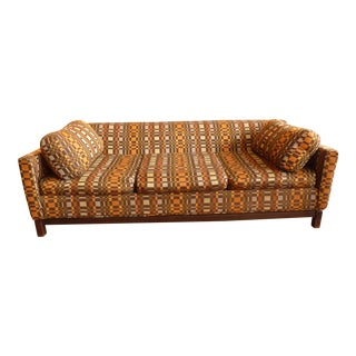 Larsen Style Mid-Century Modern Sofa
