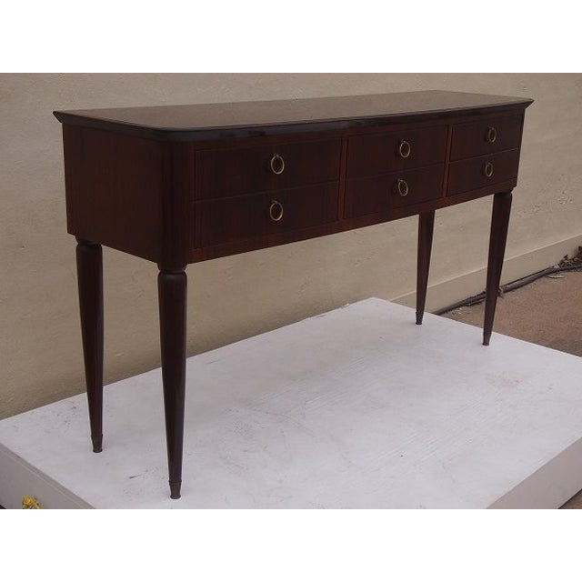 Image of Rosewood Console
