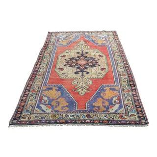 "Oushak Anatolian Floor Rug - 58"" x 97"""