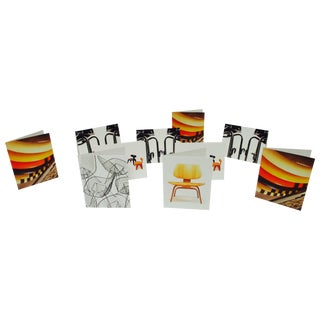 Charles Eames Lounge Chair Note Cards - Set of 10