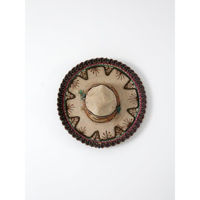 Image of Vintage La Providencia Sombrero