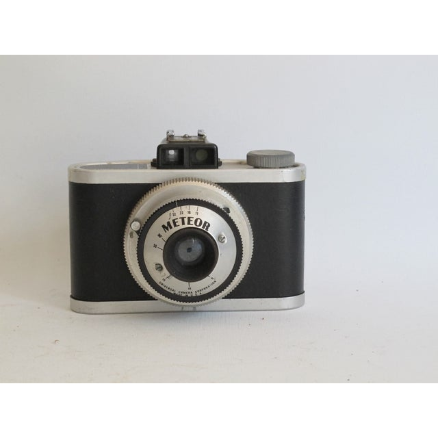 Image of Meteor Portable Camera With Leather Case